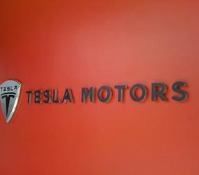 Презентация инновационного электрокара от Tesla
