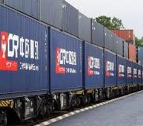 Один из самых длинных железнодорожных маршрутов в мире или Китай-Великобритания  - цель международной контейнерной перевозки