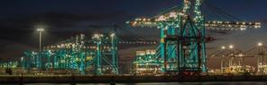 Запуск APM Terminals Maasvlakte II