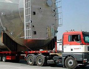 Негабаритні вантажі