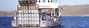 Между Украиной и Турцией запустят паромную линию через Скадовский порт