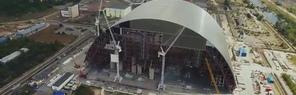 Грузоперевозки ТРАНСВОСТОК для строительства конфайнмента на ЧАЭС