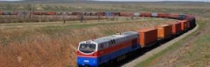 Контейнерные «шаттл – поезда» запущены в Казахстане