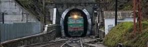Пройдена половина трассы строящегося Украиной Бескидского железнодорожного тоннеля