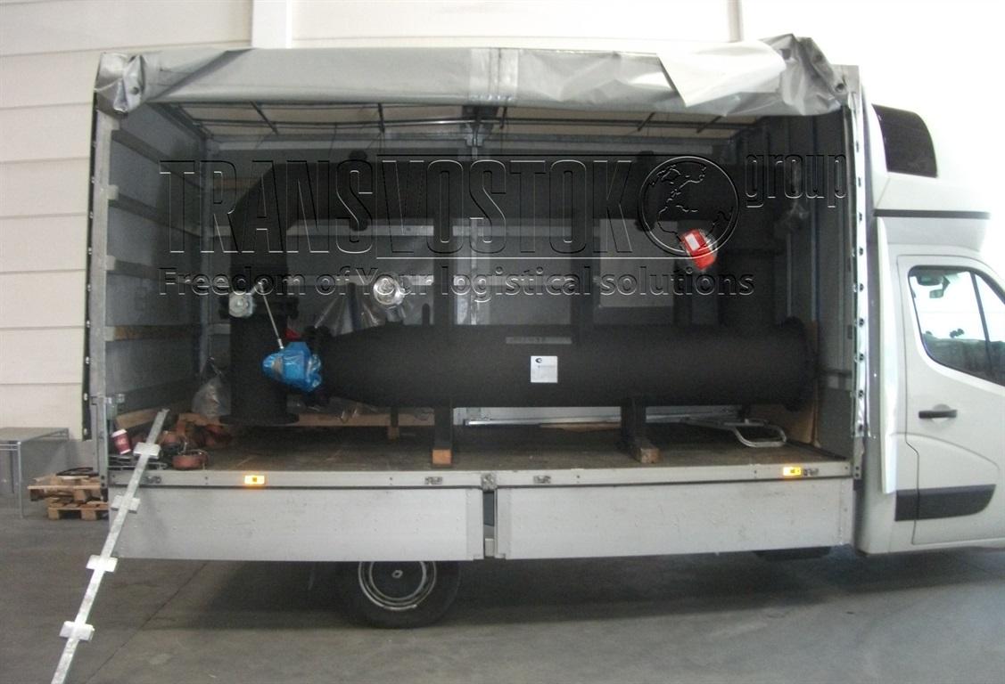 перевозка газовых балонов