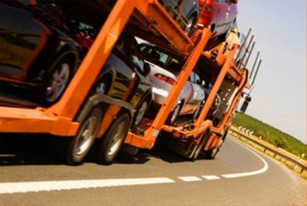 перевозка автомобилей международная